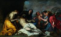 Anthony van Dyck~Lamentation over the Dead Christ
