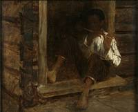 Eastman Johnson~The Negro Boy