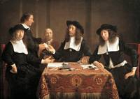 Jan de Bray~Governors of the Leper Hospital at Haa