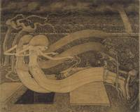Jan Toorop~O Grave, where is thy Victory