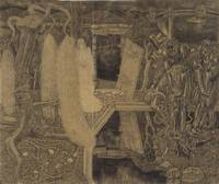 Jan Toorop~The Old Garden of Sorrows