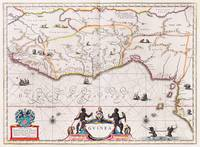 Joan Blaeu~Map of Guinea