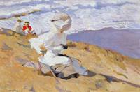 Joaquín Sorolla~Capturing the moment