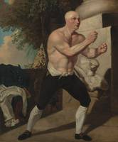 John Hamilton Mortimer~Jack Broughton, the Boxer