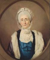 John Hamilton Mortimer~Mrs. Lushington