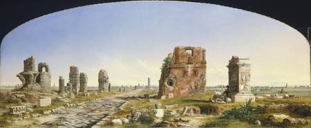 John Linton Chapman~The Appian Way