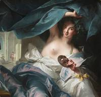 Marc Nattier, Jean-Marc Nattier~Thalia, Muse of Co
