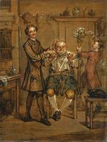 Marcellus Laroon the Younger~The Barber