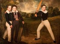 Martin Archer Shee~Painting, The Godson Brothers a