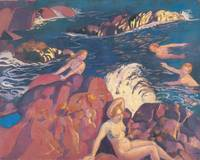 Maurice Denis~Wave