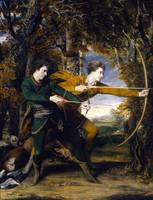 Joshua Reynolds~Colonel Acland and Lord Sydney The