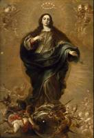 Juan Carreño de Miranda~The Immaculate Conception