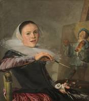 Judith Leyster~Self-Portrait