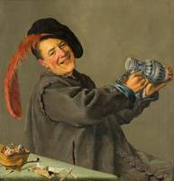 Judith Leyster~The Jolly Toper