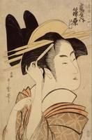 Kitagawa Utamaro~Seven Beauties of the Gay Quarter