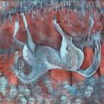 """1horse"" by LanorasDesigns"