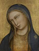 Lorenzo Monaco~Bust of Saint Mary (formerly entitl