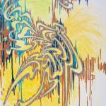 """Abstract Yellow #6"" by Barnstable"