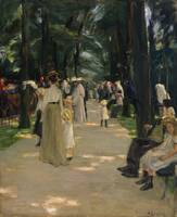 Max Liebermann~Boulevard of the Parrots