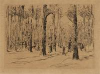 Max Liebermann~Woods at Scheveningen