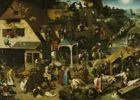 Old Peter Bruegel~Proverbs