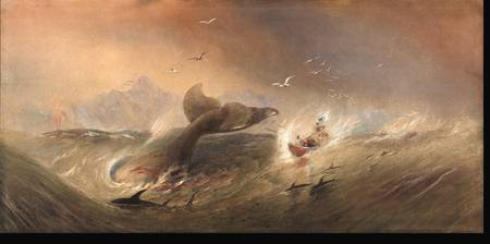 Oswald Walters Brierly~Amateur whaling, or a tale