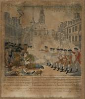 Paul Revere, Jr.~The Bloody Massacre