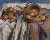 Paula Modersohn-Becker~Still Life with Apples and