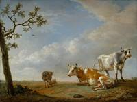Paulus Potter~In the Pasture
