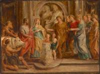 Peter Paul Rubens~Constantine's Marriage