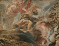 Peter Paul Rubens~Expulsion from the Garden of Ede