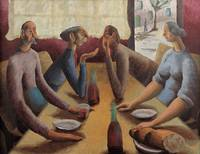 Peter Purves Smith~French café