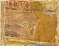 Pierre Bonnard~Bathing Woman