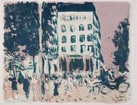 Pierre Bonnard~Le Boulevard (The Boulevard)