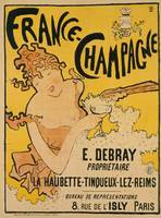 Pierre Bonnard~Poster for France-Champagne