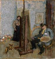 Pierre Bonnard~The Painter's Studio