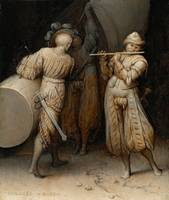 Pieter Bruegel the Elder~The Three Soldiers