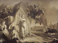 Pieter Symonsz Potter~Perseus and Andromeda. Alleg