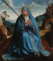 Quentin Matsys~Our Lady of Sorrows