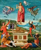 Rafael (Raphael)~The Resurrection of Christ