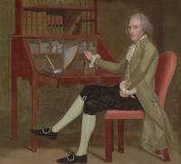 Ralph Earl~Portrait of David Baldwin