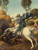 Raphael~Saint George and the Dragon