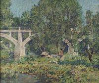 Robert Spencer~Concrete Bridge