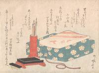 Ryūryūkyo Shinsai~文具一式Writing Set and Poem Card Bo