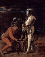 Salvator Rosa~Soldiers Gambling