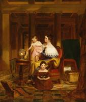 Samuel Morse~The Goldfish Bowl (Mrs. Richard Cary