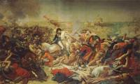The Battle of Antoine~Jean Gro to Abukir on 25 Jul