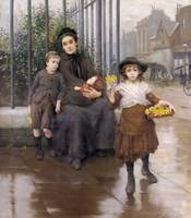 Thomas Benjamin Kennington~The pinch of poverty