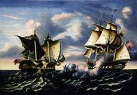 Thomas Chambers~Capture of H.B.M. Frigate Macedoni