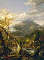 Thomas Cole~Indian Pass